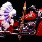 610 indian 12 150x150 Indian Motorcycles cria versão customizada da lendária Scout