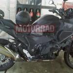 Honda Crosstourer2 150x150 Vídeo e fotos revelam a Honda CBR 1000 RR Fireblade 2012