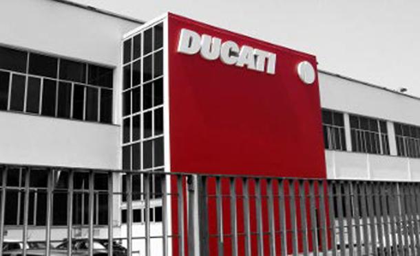 Fabrica-da-Ducati