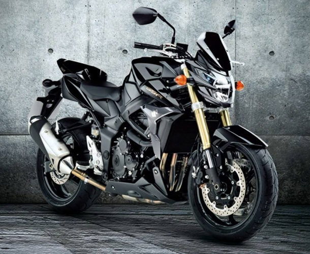 suzuki lan a pacote street para gsr 750 not cias sobre motos motovelocidade autos e. Black Bedroom Furniture Sets. Home Design Ideas
