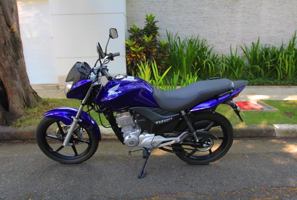IMG 26251 Qual modelo comprar: Titan 150 ou Fan 150?