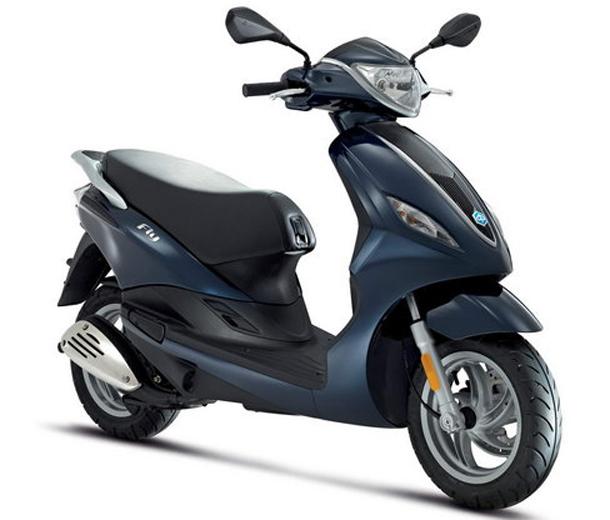 Bela Moto  Fly 50 2012 vem com bagageiro para dois capacetes a336b023648ee