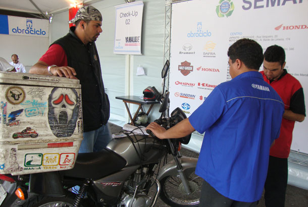 dia do motociclista 2013
