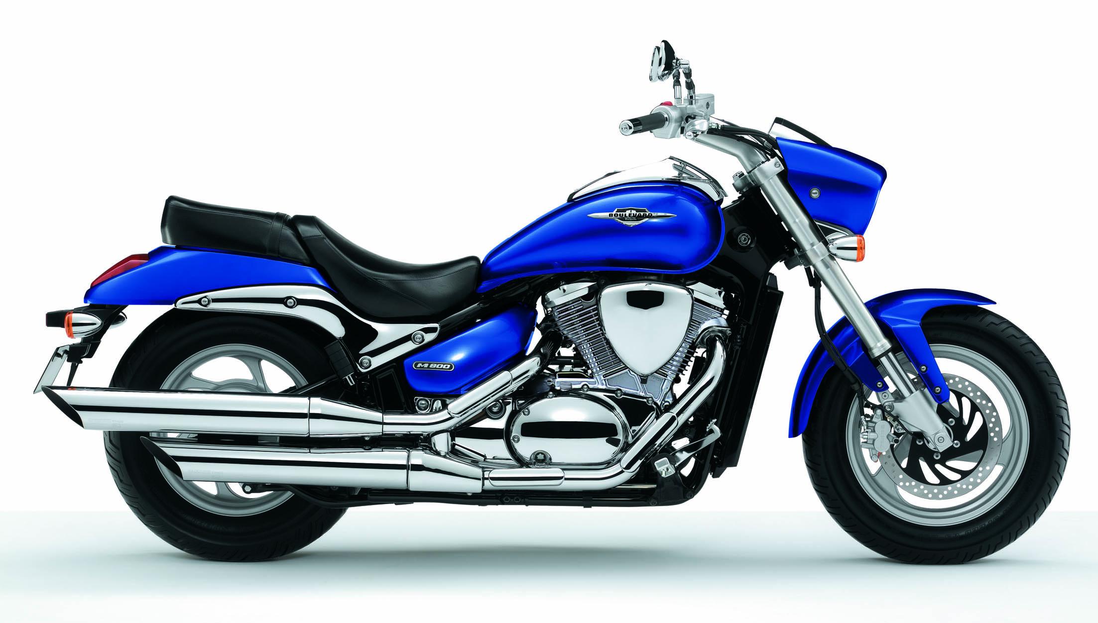 Suzuki Boulevard M800 Uma Obra De Arte Moto