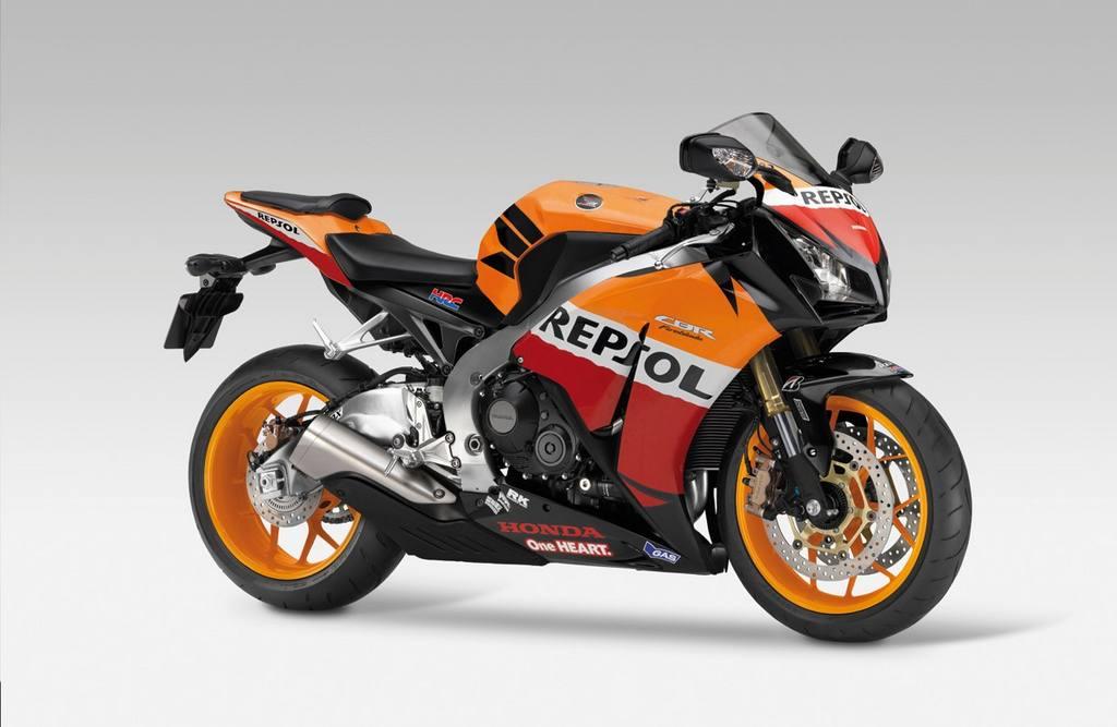 cbr1000rr repsol 2013 01 Honda CBR 1000RR Repsol 2013 será mostrada no Intermot 2012