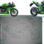 prototipe er250c 52 150x150 Kawasaki evolui Ninjinha 250 para Ninja 300