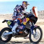 KTM Rally Dakar 132 150x150 Rally Dakar 2013: Cyril Despres segue na liderança após 3ª etapa