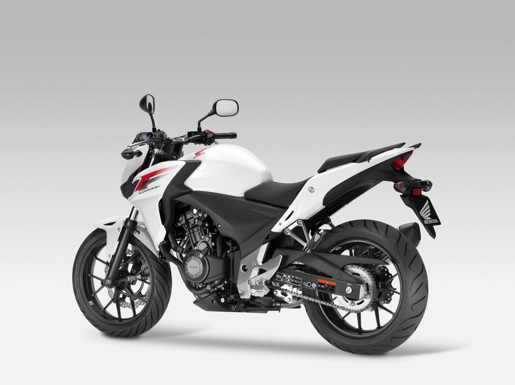 honda cb500f 2013 02 Honda apresenta CB500F, CBR500R e CB500X 2013 na Itália