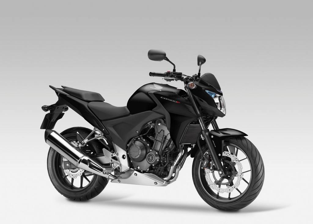 honda cb500f 2013 03 Honda apresenta CB500F, CBR500R e CB500X 2013 na Itália