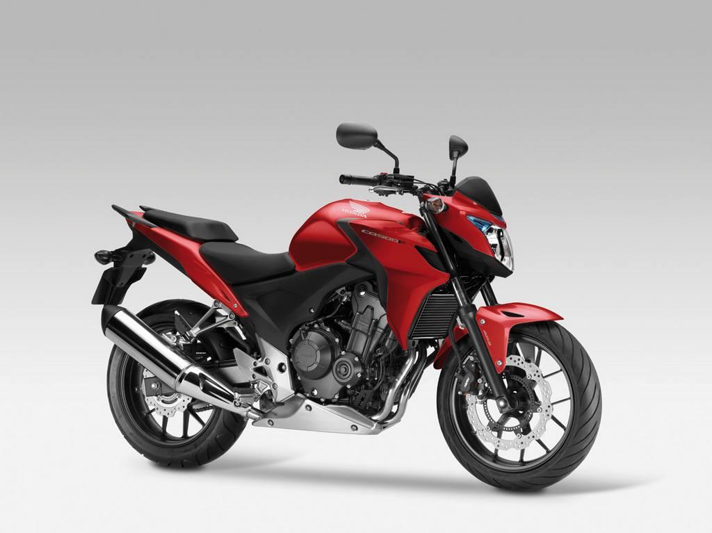 honda cb500f 2013 04 Honda apresenta CB500F, CBR500R e CB500X 2013 na Itália