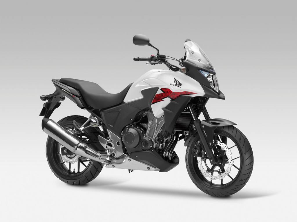 honda cb500x 2013 01 Honda apresenta CB500F, CBR500R e CB500X 2013 na Itália