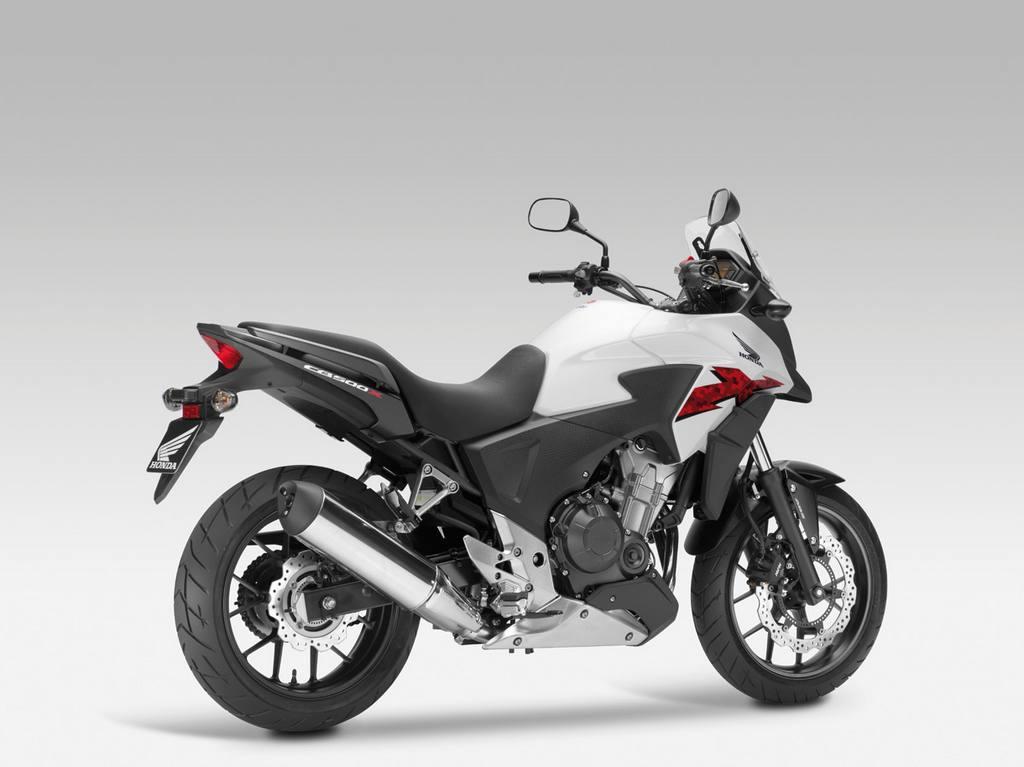 honda cb500x 2013 03 Honda apresenta CB500F, CBR500R e CB500X 2013 na Itália