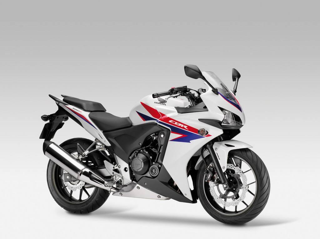 honda cbr500r 2013 01 Honda apresenta CB500F, CBR500R e CB500X 2013 na Itália