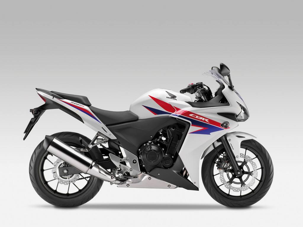 honda cbr500r 2013 02 Honda apresenta CB500F, CBR500R e CB500X 2013 na Itália