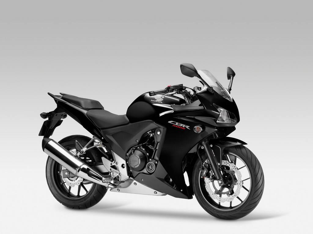 honda cbr500r 2013 06 Honda apresenta CB500F, CBR500R e CB500X 2013 na Itália