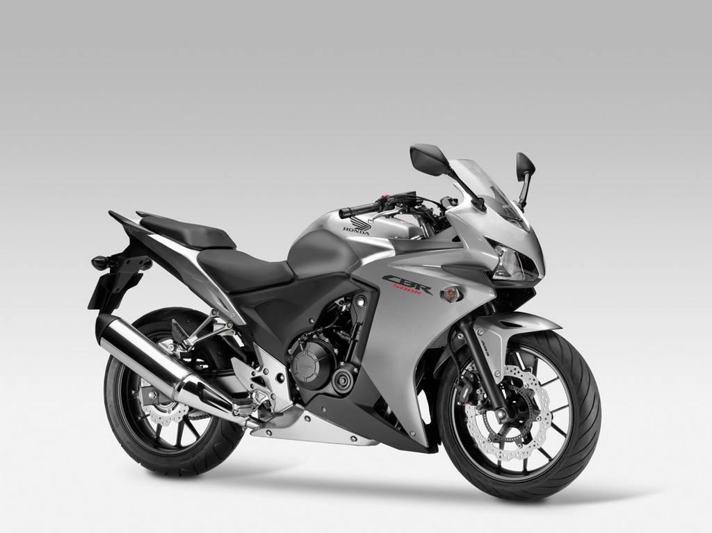 honda cbr500r 2013 07 Honda apresenta CB500F, CBR500R e CB500X 2013 na Itália
