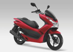 pcx 300x217 Honda apresenta sua munição para 2013. Veja os modelos!