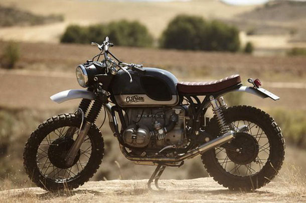 "BMW R75/5 ""The Challenge"" Café Racer Dreams"