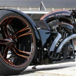 elfuego11 150x150 Harley Davidson customizada: Conheça a Shaw F1 XLR Nightster!