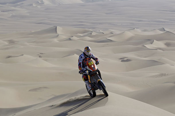 Cyril Despres Rally Dakar