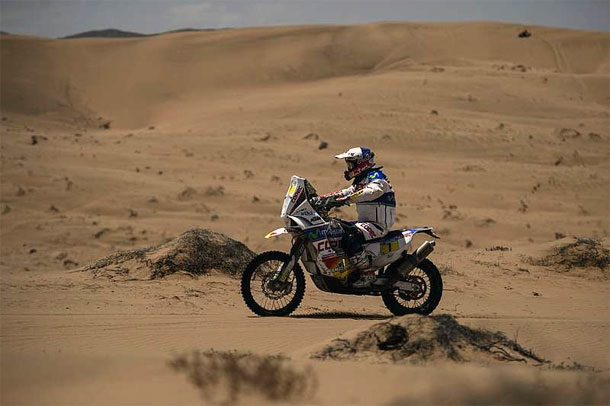 Francisco Lopez - Rally Dakar 2013
