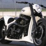 Walz Hardcore Veyron 31 150x150 Harley Davidson customizada: Conheça a Shaw F1 XLR Nightster!