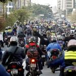 Contran não aceita adiar multas a motoboys irregulares