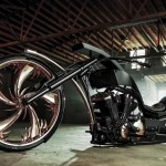 Moto Customizada: Star Nitemare Custom Cruiser, por Scott Laitinen