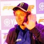 Valentino Rossi esteve no Brasil – E daí?