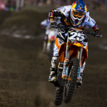 Monster Energy  2013 AMA 250SX Daytona