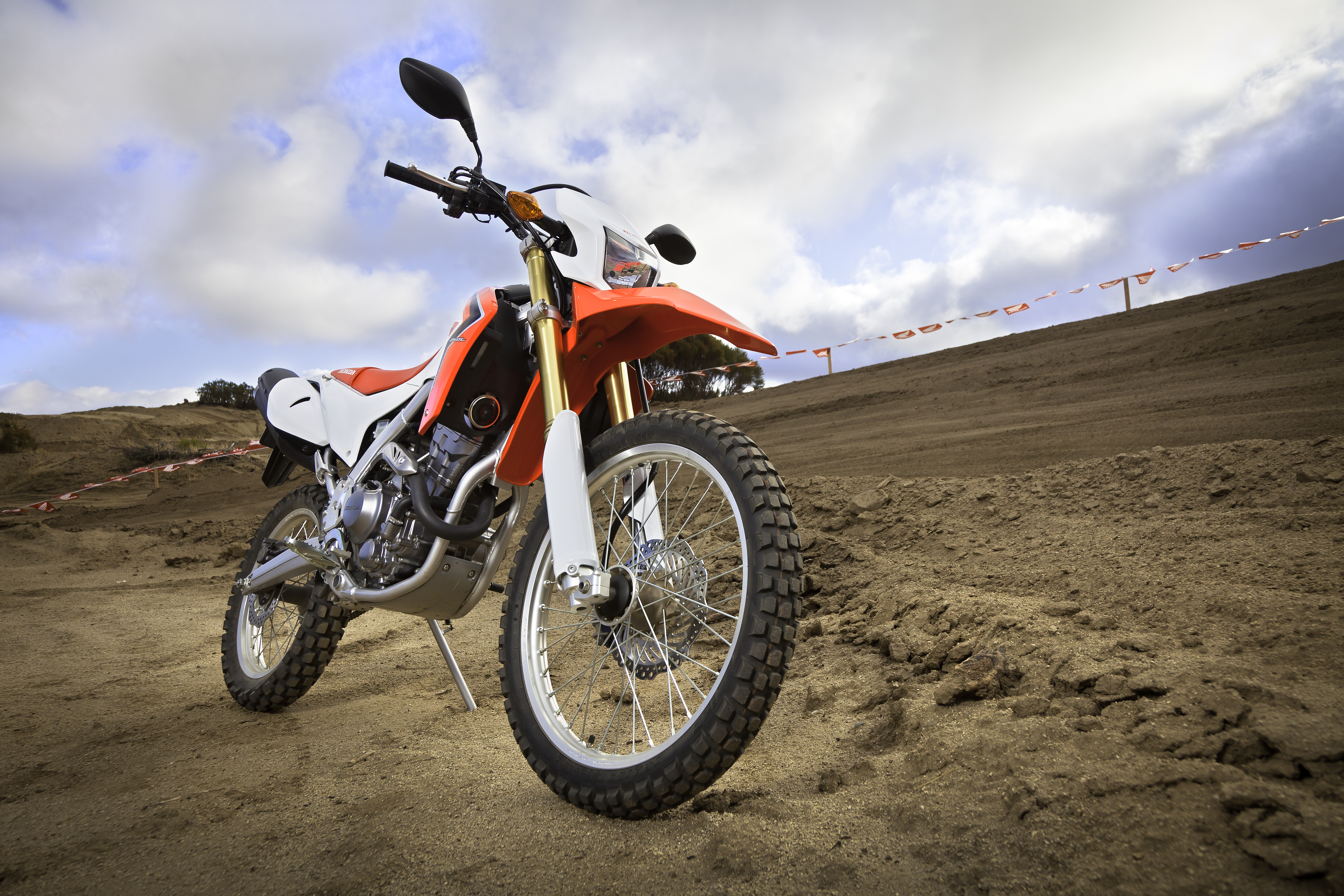 2013 crf250l submited images