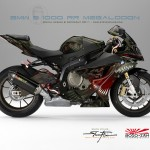 BMW S 1000 R Megalodon by Steven Flier