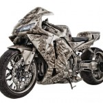Honda CBR600RR por Sesto Custom Cycles