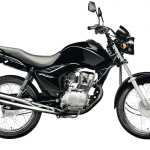 Motos mais vendidas no 1° semestre de 2013