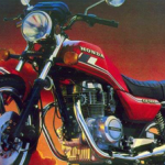 Honda CB 400 – A Hollywood!