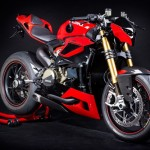 Ducati 1199 Panigale S Fighter by Hertrampf