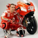 Melandri3 150x150 Superbike: Marco Melandri satisfeito com os primeiros testes com sua BMW
