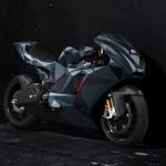 ducati origami1 150x150 Ducati Monster 796 é transformada em tanque de duas rodas!