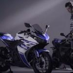 Yamaha R25 valentino Rossi1 150x150 Honda lançará edição limitada da RC213V para 2014