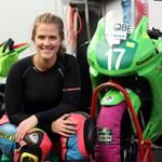 Mulheres de moto: Sophie Lovett – Filha de peixe, peixinho é