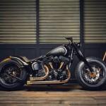 Harley-Davidson Softail Slim por Rough Crafts