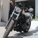 harley davidson883111 150x150 Rat Bike: A moto que lança chamas!