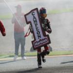 93marcmarquez93marquez125cccelebrationracvalenciaspain mg4 2325 slideshow 1691 150x150 MotoGP 2013: Primeiro teste do ano começa domingo, em Sepang