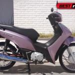 direita biz2 150x150 Honda Biz 125 Flex, a opção mais econômica