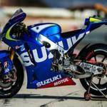 Suzuki retorna ao MotoGP em 2015