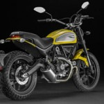 Ducati Scrambler será fabricada no Brasil