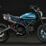 Ducati Scrambler ganha novas versões por Gannet Design