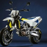 Husqvarna apresenta sua primeira motocicleta versão street