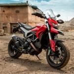 Ducati anuncia a produção nacional da família hypermotard
