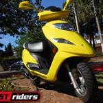Suzuki Burgman 125i – homenagem aos 10 anos de mercado